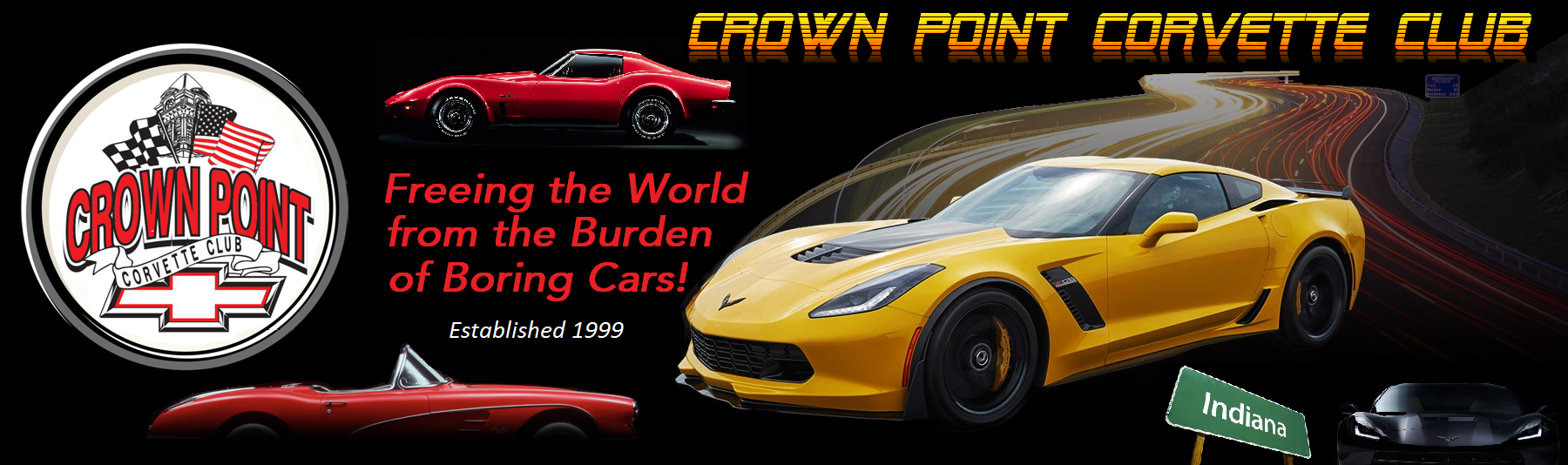 About | Crown Point Corvette Club